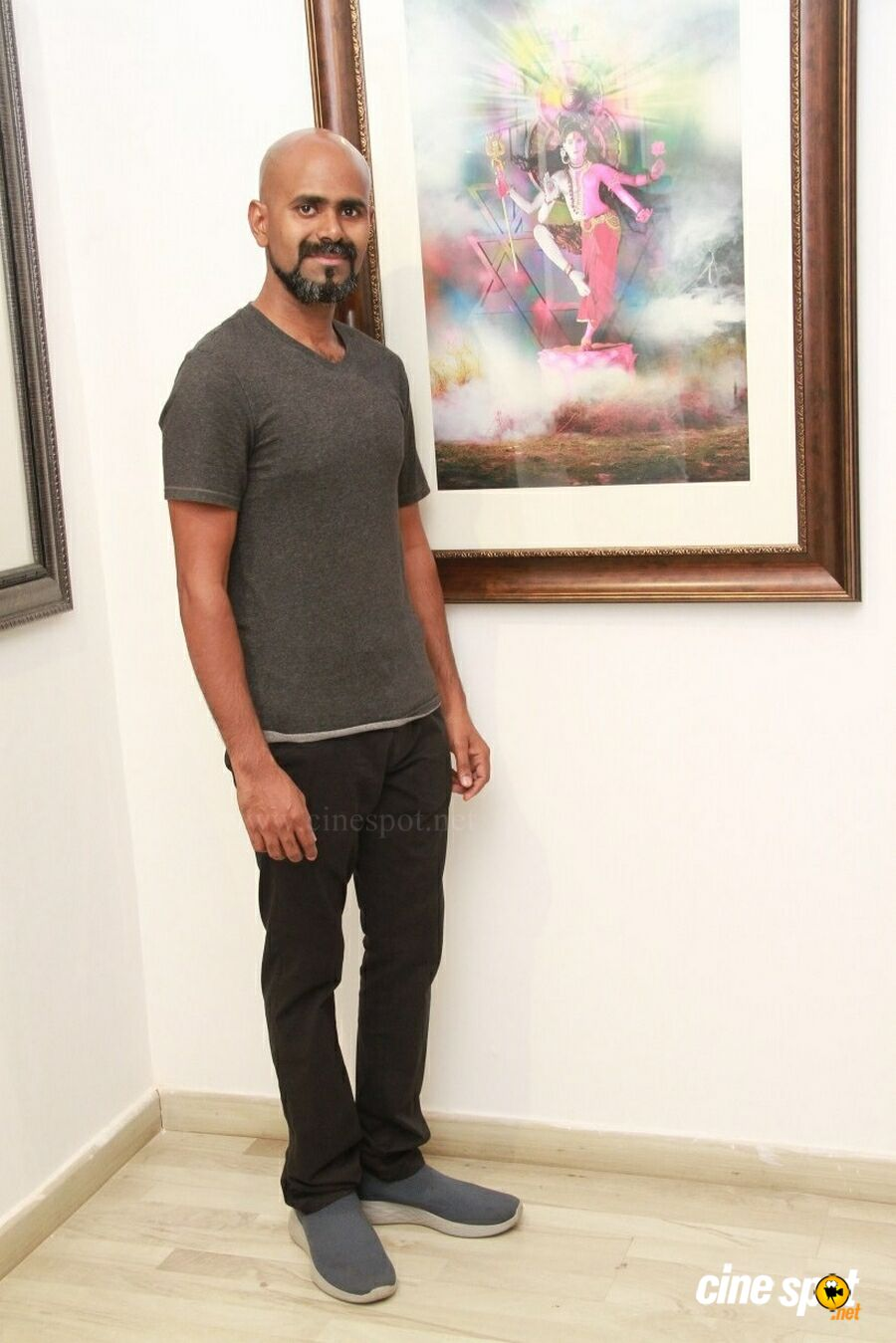Medley Of Art By L Ramachandran Gallery Exhibition & Book Launch (35)