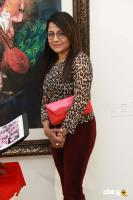 Medley Of Art By L Ramachandran Gallery Exhibition & Book Launch (45)
