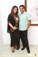 Medley Of Art By L Ramachandran Gallery Exhibition & Book Launch (46)