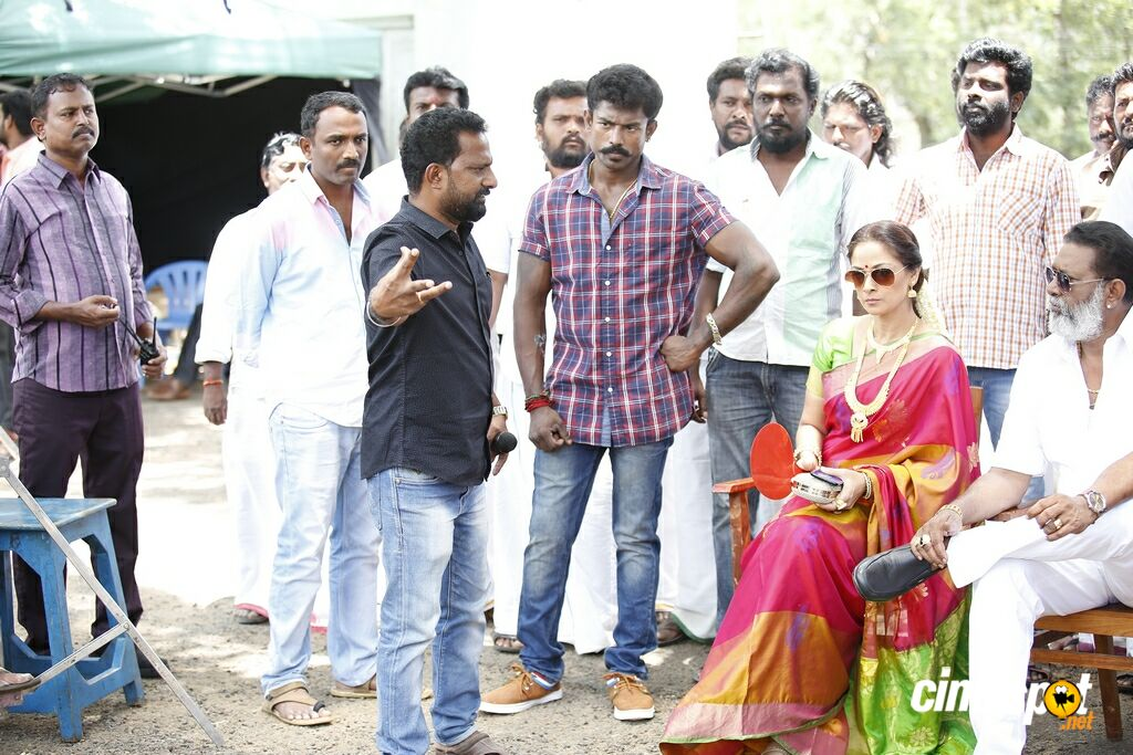 Seema Raja Shooting Spot (6)