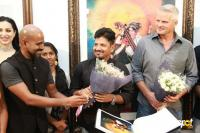 Medley Of Art By L Ramachandran Gallery Exhibition & Book Launch (17)