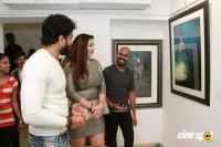 Medley Of Art By L Ramachandran Gallery Exhibition & Book Launch (41)