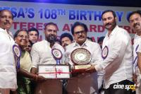 Raghava Lawrence Receives Mother Teresa Award Photos