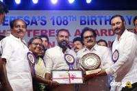 Raghava Lawrence Receives Mother Teresa Award (12)