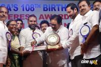 Raghava Lawrence Receives Mother Teresa Award (8)