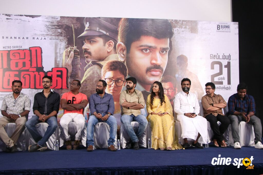 Raja Ranguski Movie Press Meet (18)