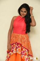 Charishma Shreekar at Neethone Hai Hai Teaser Launch (15)