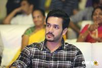 Akhil Akkineni at Devadas Music Party (1)
