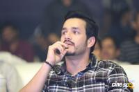 Akhil Akkineni at Devadas Music Party (2)