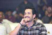 Akhil Akkineni at Devadas Music Party (3)