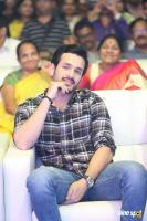 Akhil Akkineni at Devadas Music Party (6)