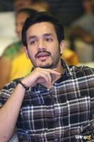 Akhil Akkineni at Devadas Music Party (8)