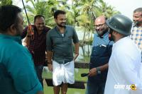 Johny Johny Yes Appa Movie Working Stills
