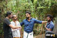 Theevandi Movie Working Stills