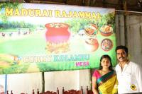 Madurai Rajammal Curry Kolambu Family Restaurant Launch (4)