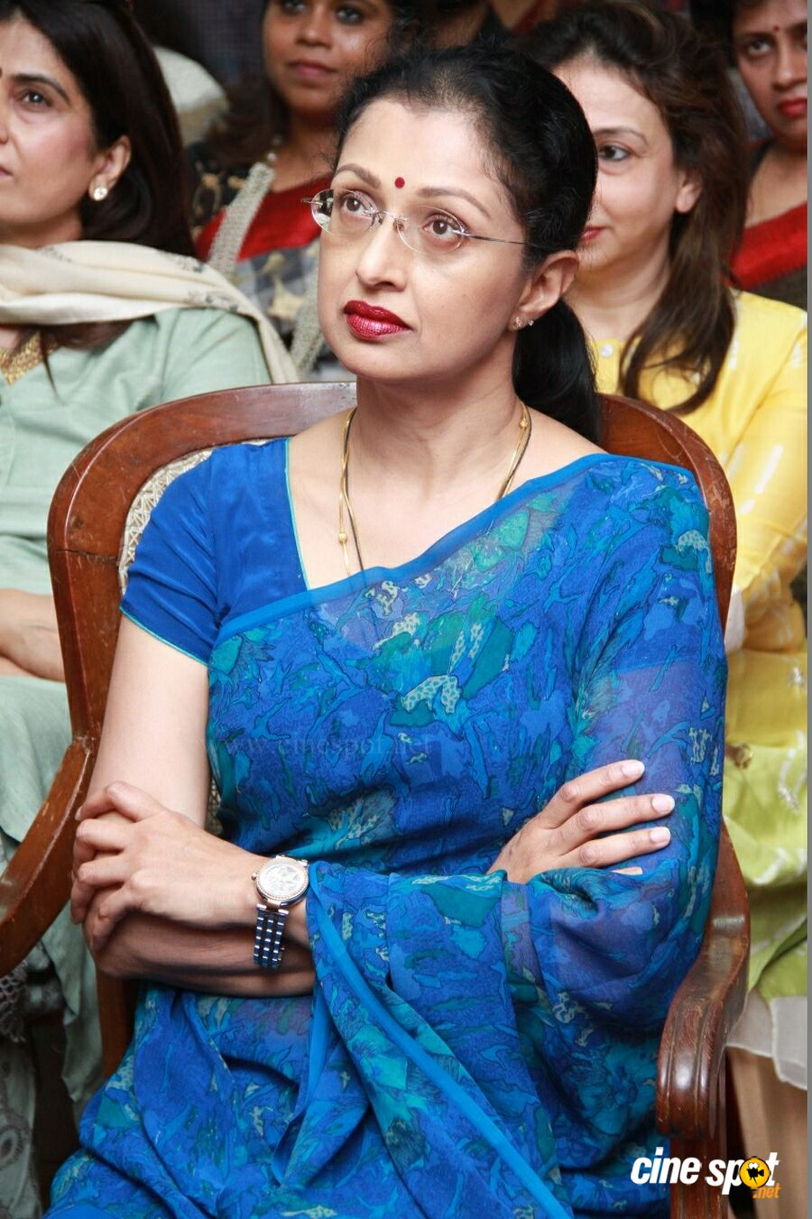 Gautami at Unmaking of a Monster Launch (1)