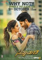 Savyasachi Movie Why Not Single Release Poster