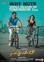 Savyasachi First Single Why Not Poster