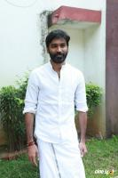 Dhanush at Vada Chennai Press Meet (11)