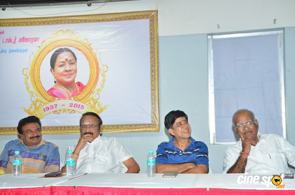 Manorama 3rd Death Anniversary (43)