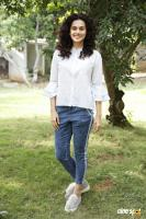 Taapsee Pannu at Game Over Movie Pooja (1)