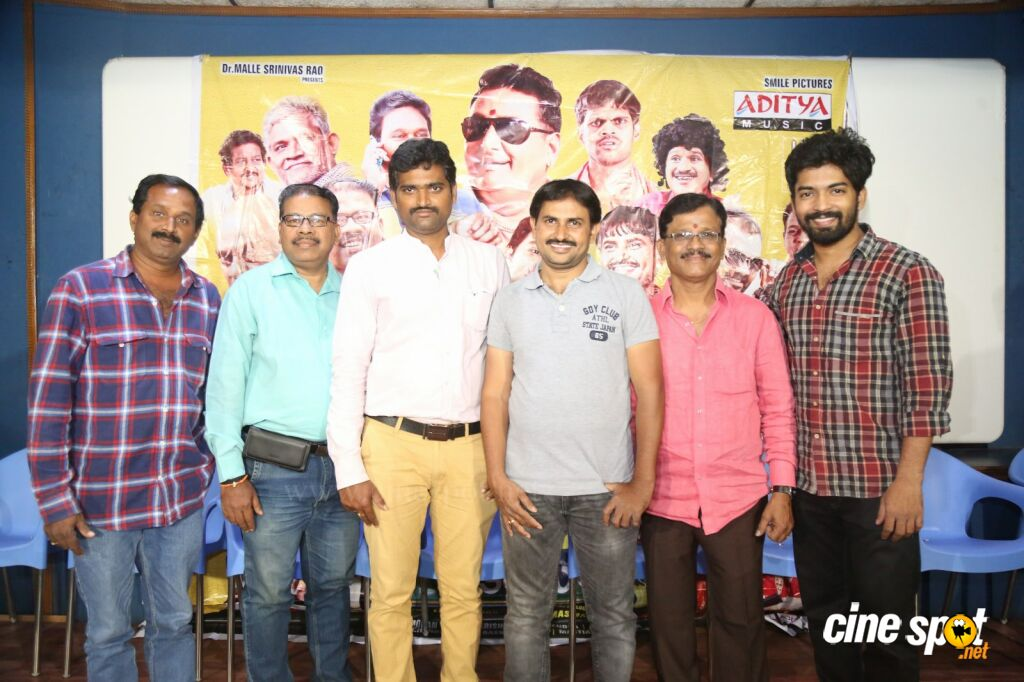 Moodu Puvvulu Aaru Kayalu Success Meet (6)