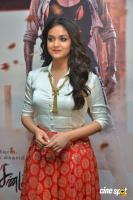 Keerthy Suresh at Sandakozhi 2 Press Meet (2)