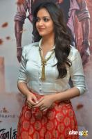 Keerthy Suresh at Sandakozhi 2 Press Meet (3)