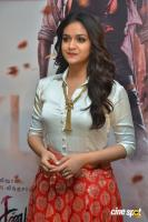 Keerthy Suresh at Sandakozhi 2 Press Meet (4)
