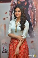 Keerthy Suresh at Sandakozhi 2 Press Meet (6)