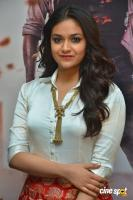 Keerthy Suresh at Sandakozhi 2 Press Meet (7)