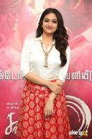Keerthy Suresh at Sandakozhi 2 Press Meet (9)