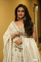 Keerthy Suresh at Pandem Kodi 2 Audio Launch (7)