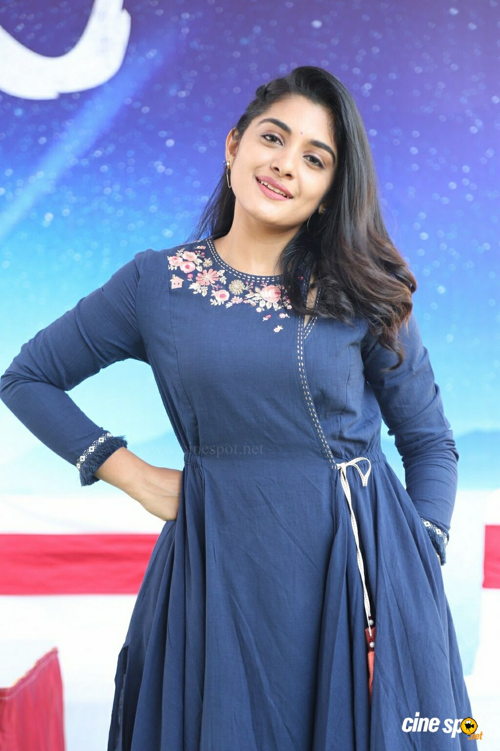 Niveda Thomas at Swasa Movie Launch (6)