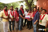 Circle Box Entertainment Movie Pooja Photos