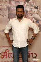 Roshan at Genius Movie Premiere Show