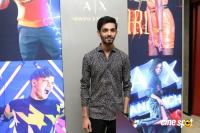 Anirudh Ravichander Inaugurates Armani Exchange Store Photos