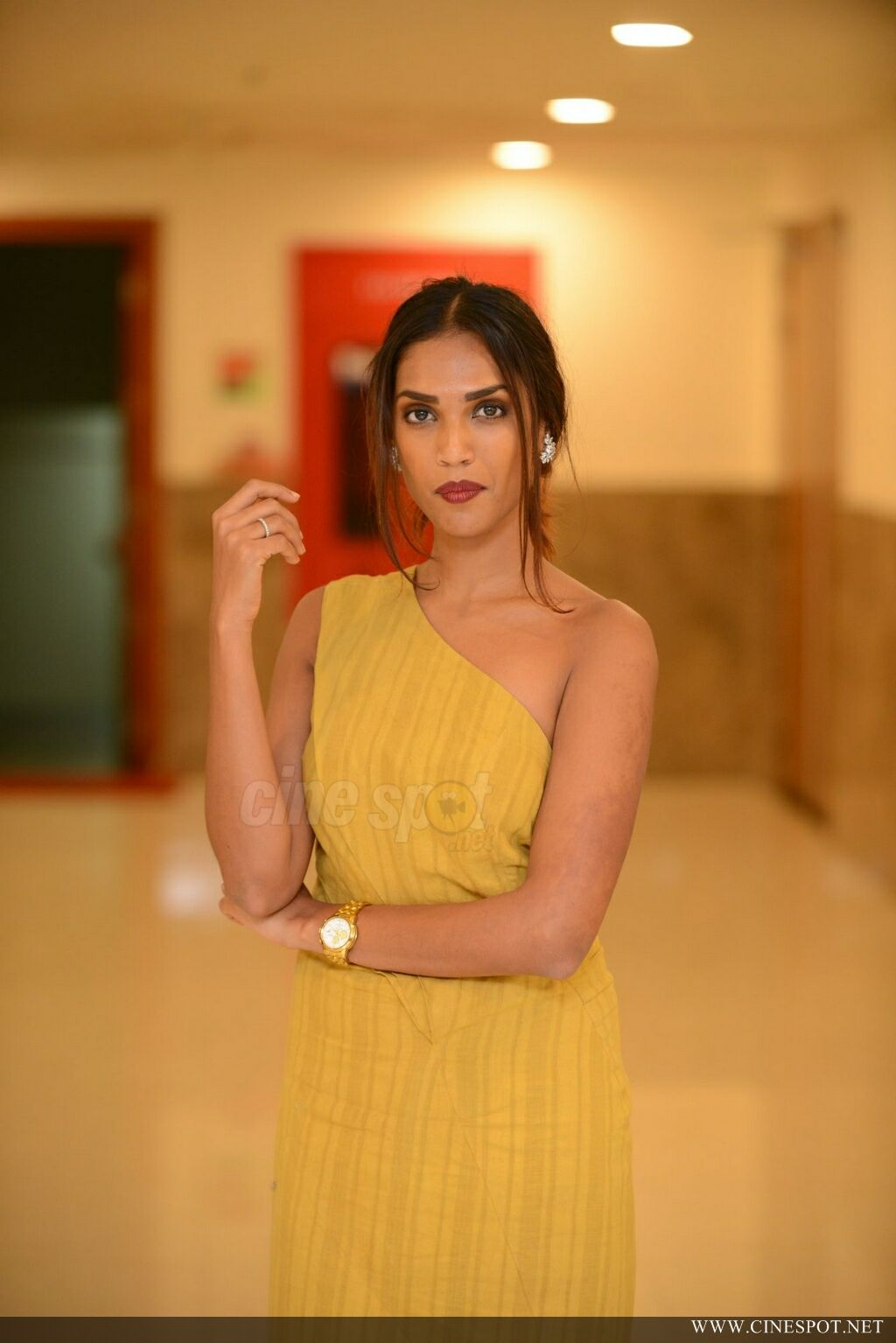 Shruthy Menon at Who Movie Preview Show (1)