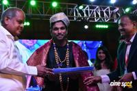 Allu Arjun Felicitated At IKYA FIESTA 2018 Photos
