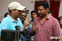 Kannaadi Movie Working Stills (1)