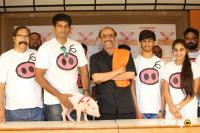 Adhugo Movie Press Meet Photos