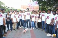 Adhugo Movie Team Walk At KBR Park Photos