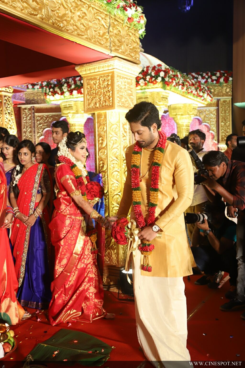 Rejith Menon Marriage Photos (24)