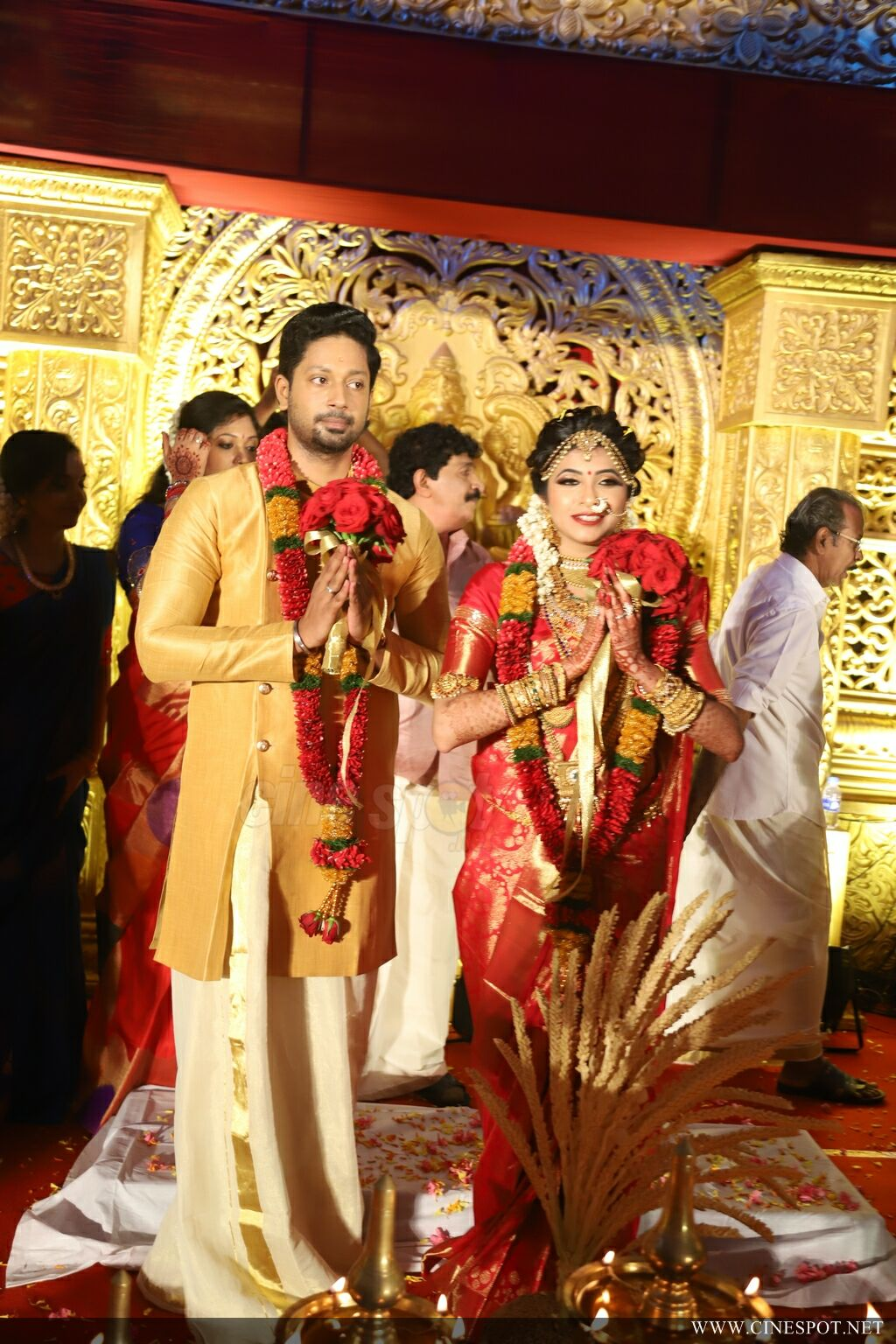 Rejith Menon Marriage Photos (25)