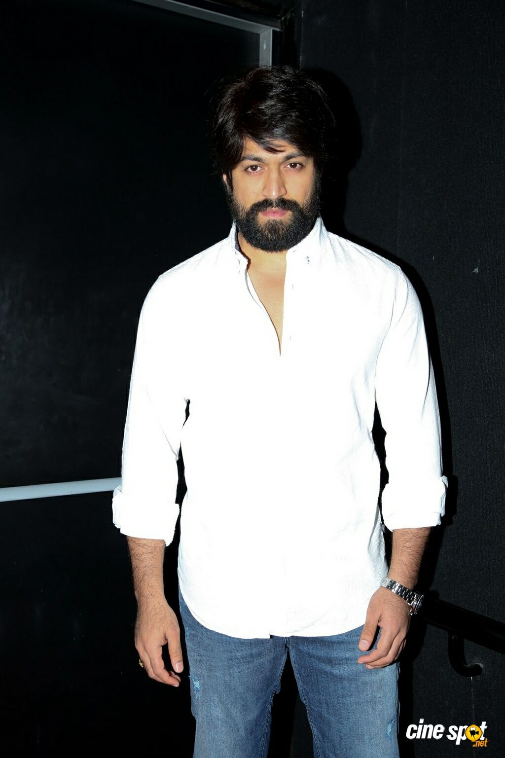 Yash at KGF Trailer Launch (6)