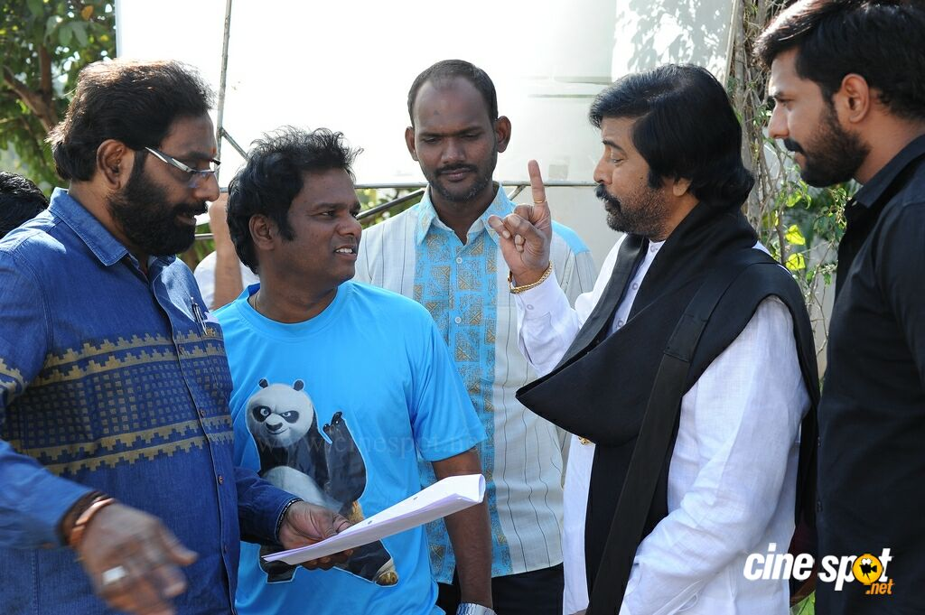 Natana Movie Working Stills (1)