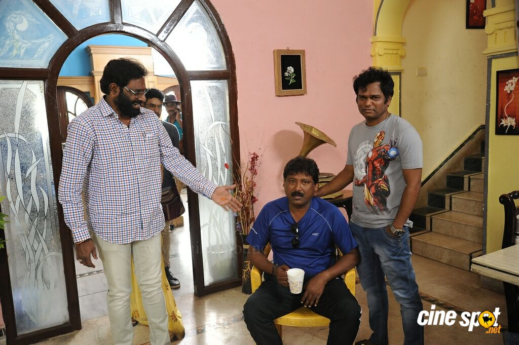 Natana Movie Working Stills (2)