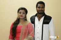 Ambu Aim Pandran Just Miss Movie Pooja Photos