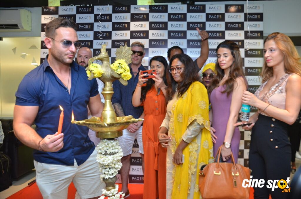 Adam Collins Launches Page 3 Salon & Makeover Studio (6)