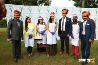 Green Park Christmas Cake Mixing Ceremony Photos